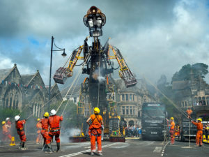 The Man Engine