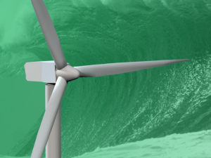 10MW Floating Wind Turbine